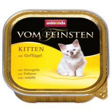 Animonda Vom Feinsten Kitten – drůbež 100 g