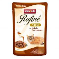 Animonda Rafiné Cat telecí 100 g