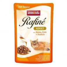 Animonda Rafiné Cat kuřecí, kachní a těstoviny 100 g