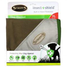 Scruffs Insect Shield deka proti parazitům XL