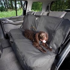 Potah na sedadla KURGO Wander Bench Seat Cover šedý