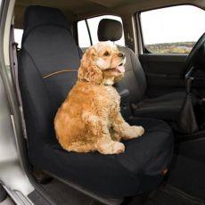 Ochranný potah na přední sedadlo Kurgo Co-Pilot Bucket Seat Cover černý