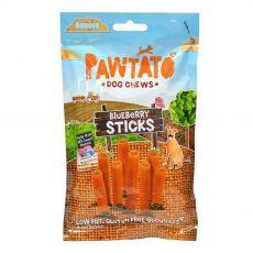Benevo Pawtato Sticks Blueberry 120 g