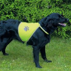 Reflexní vesta pro psy - M