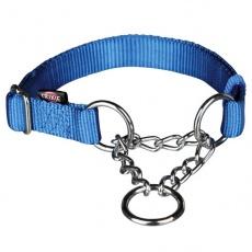 Polostahovák pro psa, modrý - M - L, 35 - 55 cm