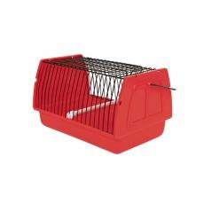 Přenosný box pro malé ptáky a malá zvířata - 22 x 14 x 15 cm