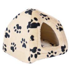 Pelech IGLU pro psy a kočky - 40 x 40 x 35 cm