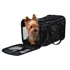 Přenosná taška pro kočky, psy a hlodavce - 26 x 27 x 42 cm