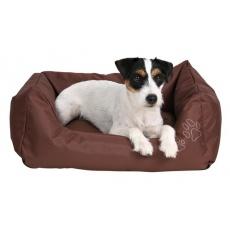 Pelech pro psa - hnědý, 90 x 80 cm