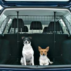 Mříže do auta bezpečnostní, černé