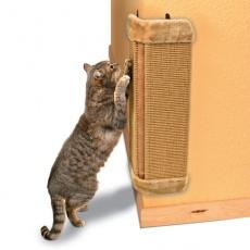 Škrabadlo pro kočky, rohové - 32 x 60 cm
