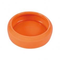 Keramická miska pro morčata se zahnutým okrajem - 200 ml