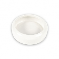 Keramická miska pro křečky se zahnutým okrajem - 100 ml