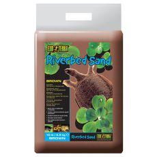 Terarijní písek - hnědý 4,5 kg