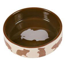 Miska pro křečky keramická - 80 ml