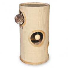 Drápadlo pro kočky, trojposchoďová věž