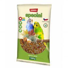 Darwin's Special krmivo pro andulky 1 kg