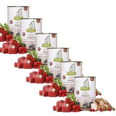ISEGRIM Adult Forest: Jelen s topinambury, brusinkami a bylinkami 6 x 400 g