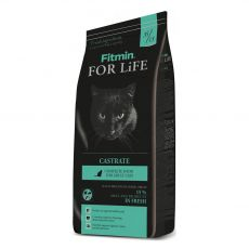 Fitmin For Life Cat Castrate 8 kg
