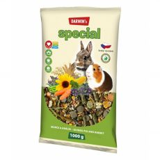 Darwin's Special krmivo pro morče a králíka 1 kg