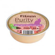 Fitmin Cat Purity vepřová vanička 85 g