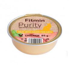 Fitmin Cat Purity kuřecí vanička 85 g