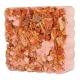 Vitaminový blok pro hlodavce - mrkev, s držákem, 75 g