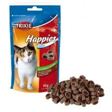 Pochoutky pro kočky – drůbež, sýr, 50 g
