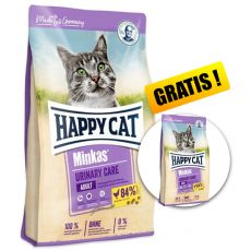 Happy Cat Minkas Urinary Care 10 kg + DÁREK