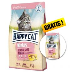 Happy Cat Minkas Junior Care 10 kg + DÁREK