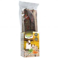 NATUREland BRUNCH Sticks with carrot 120 g