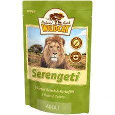 Wildcat Serengeti kapsička 100 g