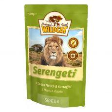 Wildcat Serengeti Senior kapsička 100 g
