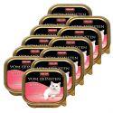 Animonda Vom Feinsten Adult Cats - s krůtími srdci 12 x 100g