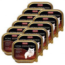 Animonda Vom Feinsten Adult Cats - multimasný koktejl 12 x 100g