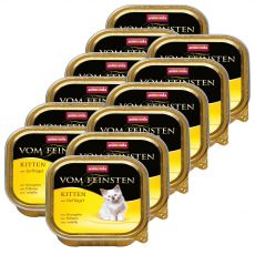 Animonda Vom Feinsten Kitten – drůbež 12 x 100 g