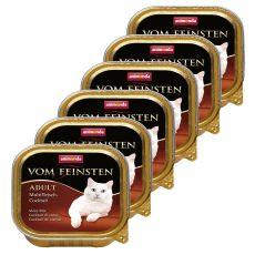 Animonda Vom Feinsten Adult Cats – kuřecí játra 6 x 100 g