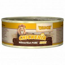 Wildcat Chickeria Chicken konzerva 90 g