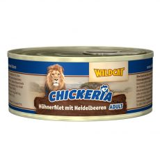 Wildcat Chickeria Chicken & Blueberry konzerva 90 g