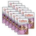 CALIBRA Cat Kitten kousky s lososem v omáčce 12 x 100 g