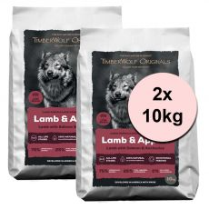TimberWolf Originals Lamb & Apples 2 x 10 kg