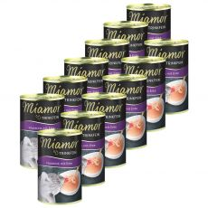 Miamor Vitaldrink nápoj pro kočky, kachna 12 x 135 ml