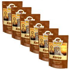 Wildcat Karoo Kitten kapsička 6 x 100 g
