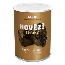 LOUIE Hovězí steaky 400 g