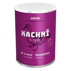 LOUIE Kachna s rýží 400 g