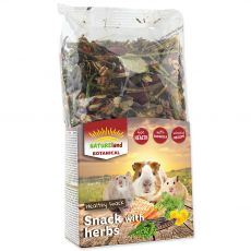 NATUREland BOTANICAL Snack with herbs 150 g