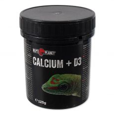 REPTI PLANET Calcium + D3 125 g