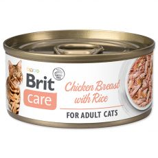 Brit Care Cat Chicken Breast with Rice 70 g