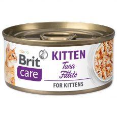 Brit Care Kitten Tuna Fillets 70 g