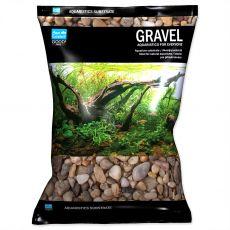 Říční písek Aqua Excellent 8–16 mm, 3 kg